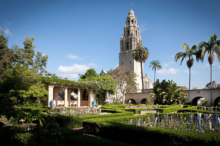 California Tower (Balboa Park)