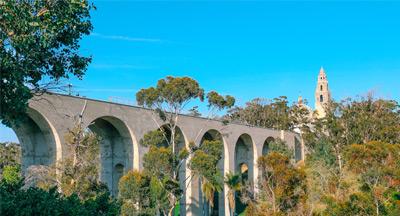 Cabrillo Bridge