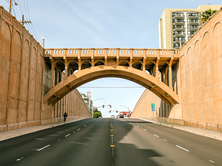 Georgia Street Bridge
