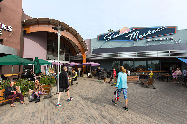 Cardiff-by-the-Sea: Seaside Market