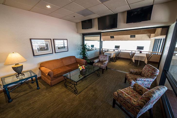 Rent Del Mar Turf Club's Luxury Suite