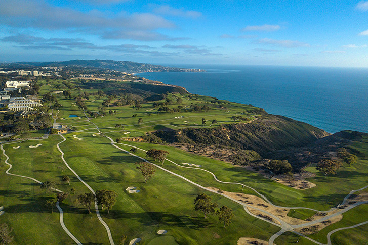 Hit the Links at the official 2021 U.S. Open Golf Course - Torrey Pines