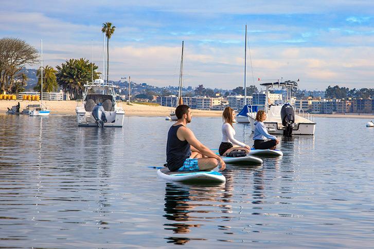 Mission Bay Aquatic Center San Diego