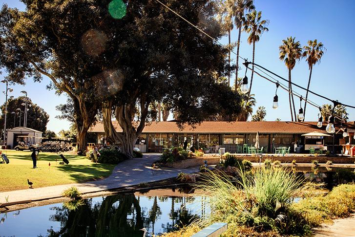 Mission Bay Golf Course San Diego
