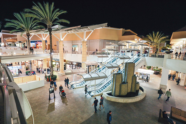Retail Therapy at Fashion Valley