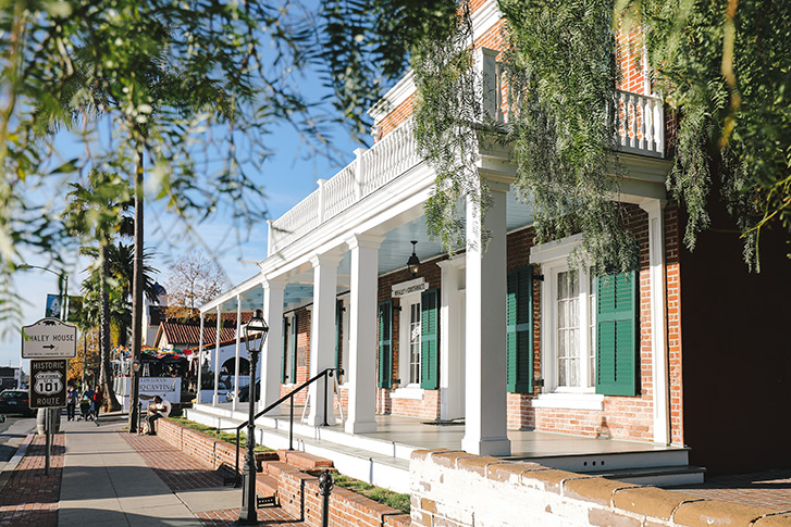 Get Haunted at the Whaley House