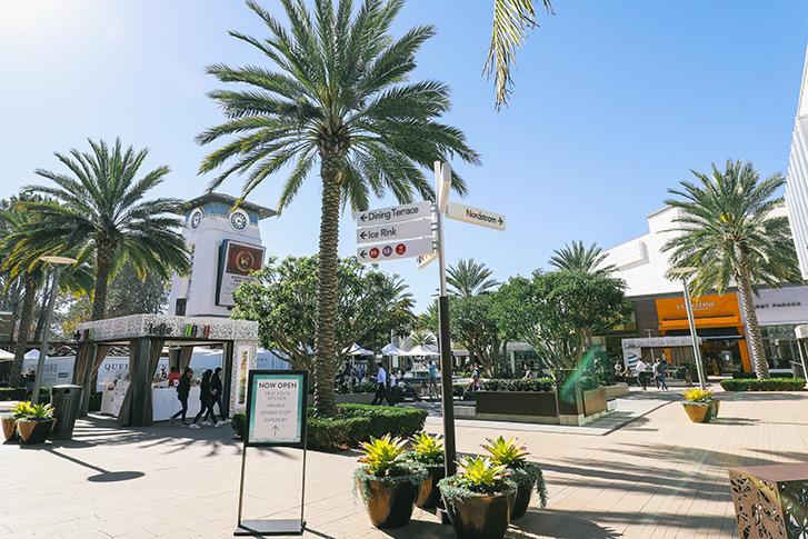 Westfield UTC mall