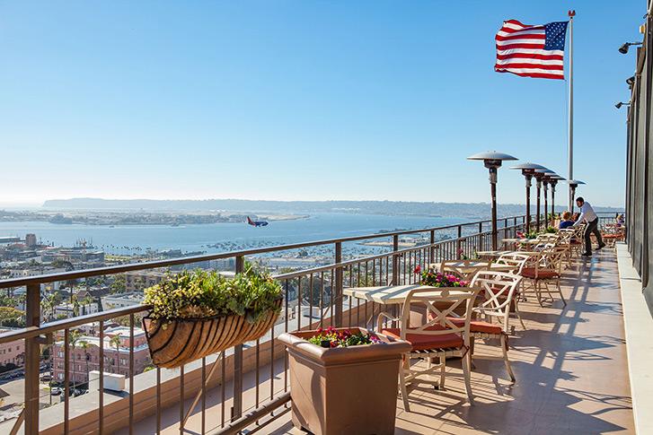 San Diegos 7 Spectacular Rooftop Restaurants