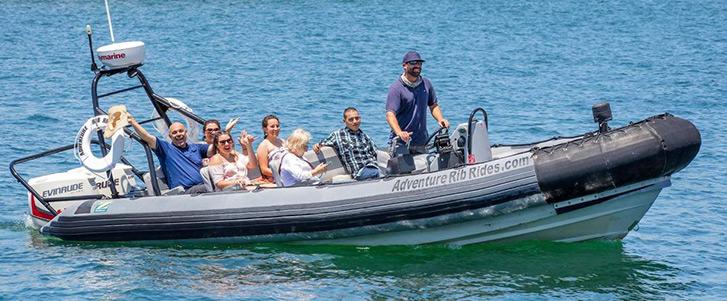 Coronado Island Tours