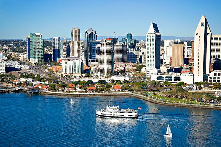 Hornblower Harbor Cruise