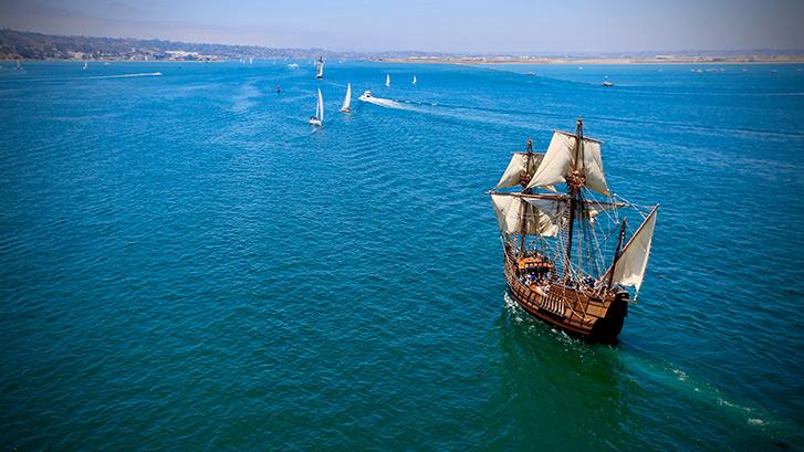 San Salvador Sailing Adventure