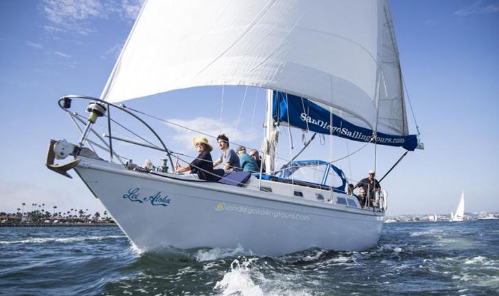 San Diego Sailing Tours