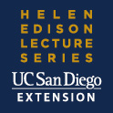 UCSD Helen Edison Lecture Series logo