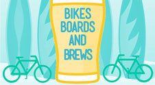 Bikes Boards and Brews
