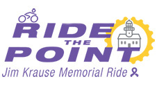 Ride the Point Jim Krause Memorial Charity Bicycle Ride