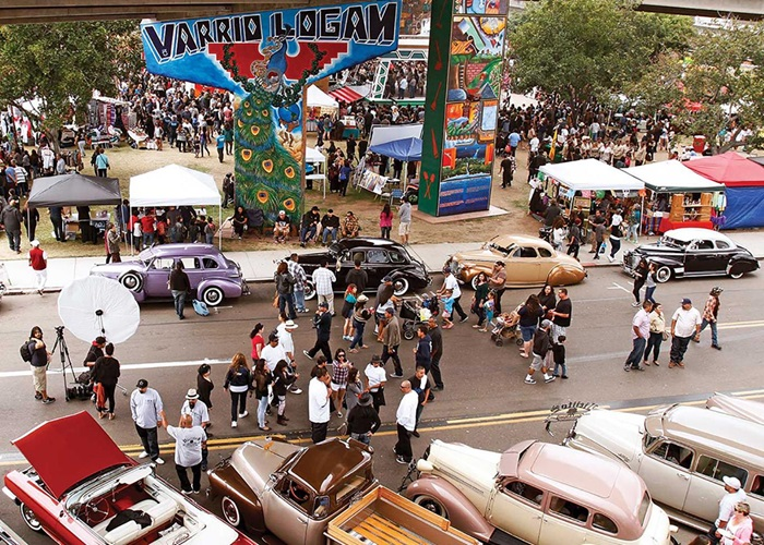 Th Annual Chicano Park Day Celebration San Diego CA - San diego lowrider car show 2018