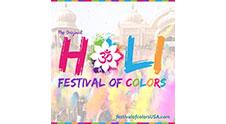 Holi Festival of Colors in Oceanside