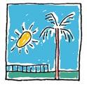 Ocean Beach Mainstreet Association logo