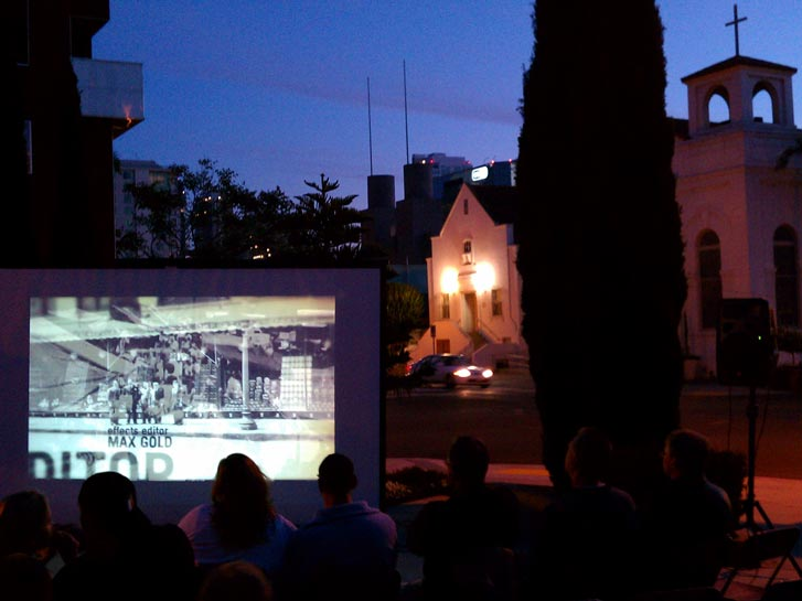 Little Italy Summer Film Festival
