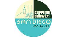 Caffeine Crawl San Diego
