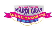 Gaslamp Mardi Gras Big Easy Bites & Booze Tour   San Diego, California