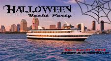 San Diego Halloween Yacht Party