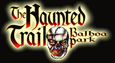 The Haunted Trail of Balboa Park