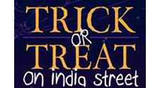 Trick-or-Treat on India Street