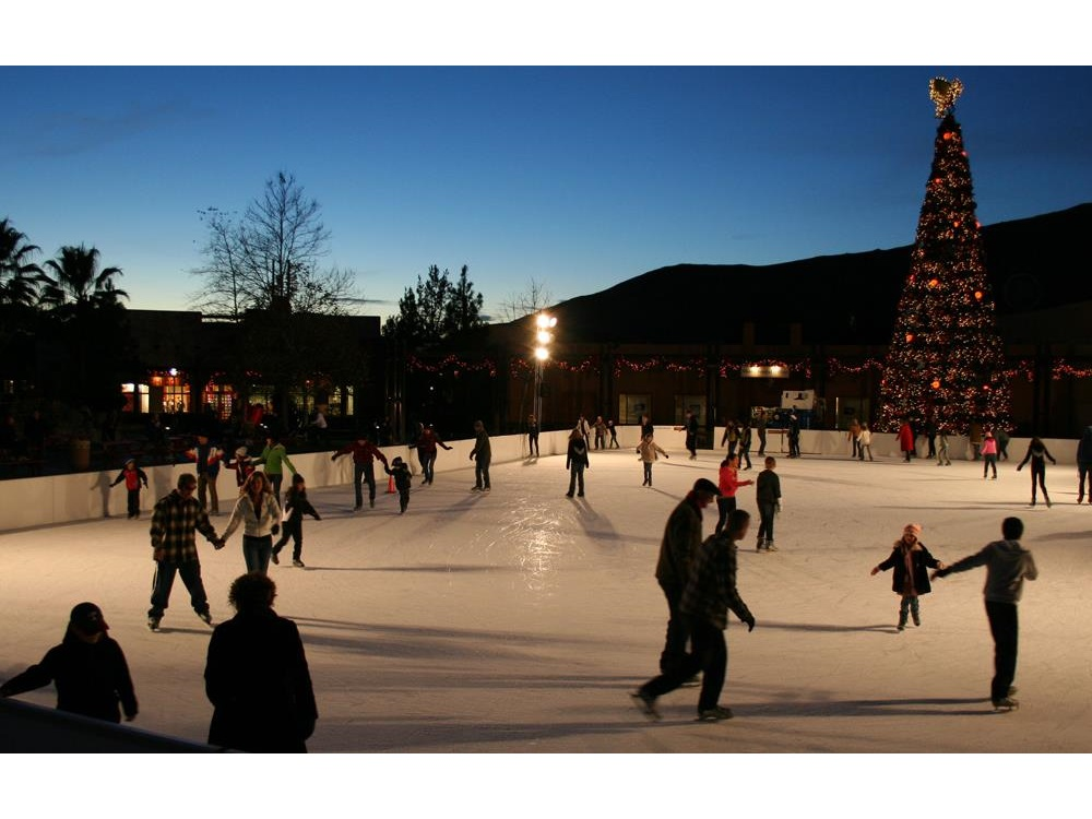 viejas outlet center ice rink
