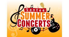 Santee Summer Concerts