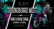 Springboard West Music Festival