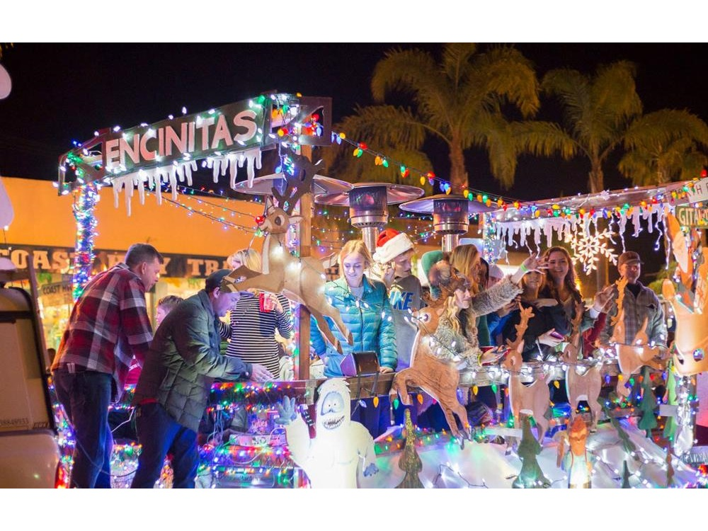 Encinitas Christmas Parade 2020 Encinitas Holiday Parade | San Diego's North County