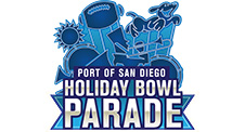 Port of San Diego Holiday Bowl Parade