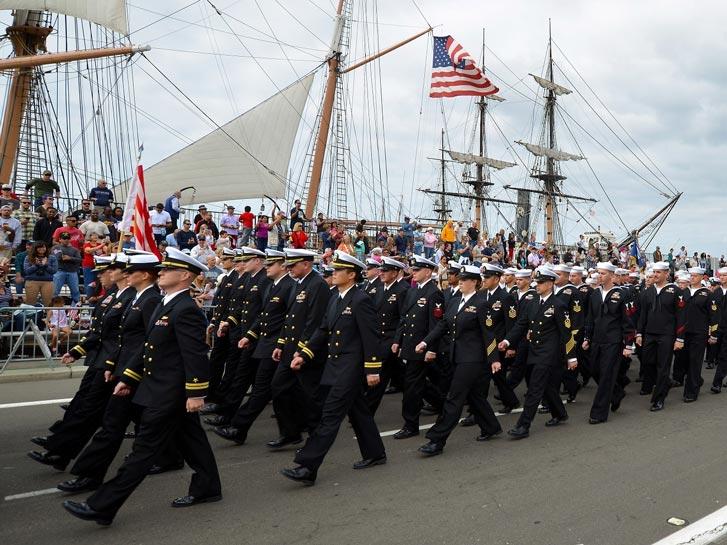 San Diego Veteran's Day Parade