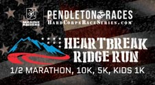 Heartbreak Ridge Run Camp Pendleton San Diego