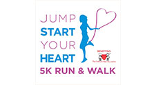 Jump Start Your Heart 5K