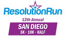 San Diego Resolution Run 2019