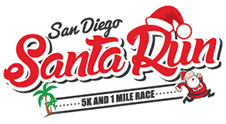San Diego Santa Run 5K and 1 Mile Race