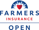 Farmers Insurance Open at Torrey Pines Golf Course in San Diego.