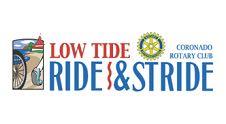 Coronado Rotary Club Low Tide Ride and Stride