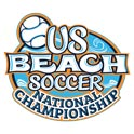 US Beach Soccer National Championship logo