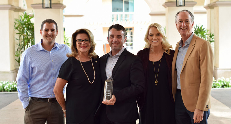 HOTEL SALES PERSON OF THE YEAR:  LOU CIRELLI, HILTON SAN DIEGO RESORT