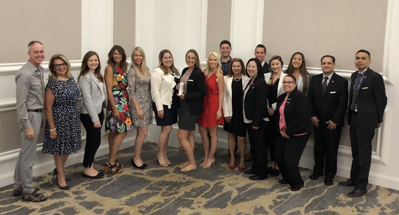 US Grant Q4 Site Experience Award Winner