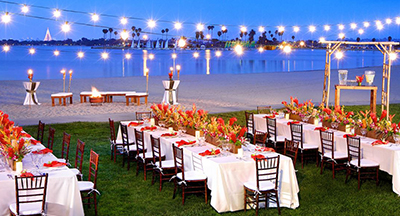 Beach Venues in San Diego