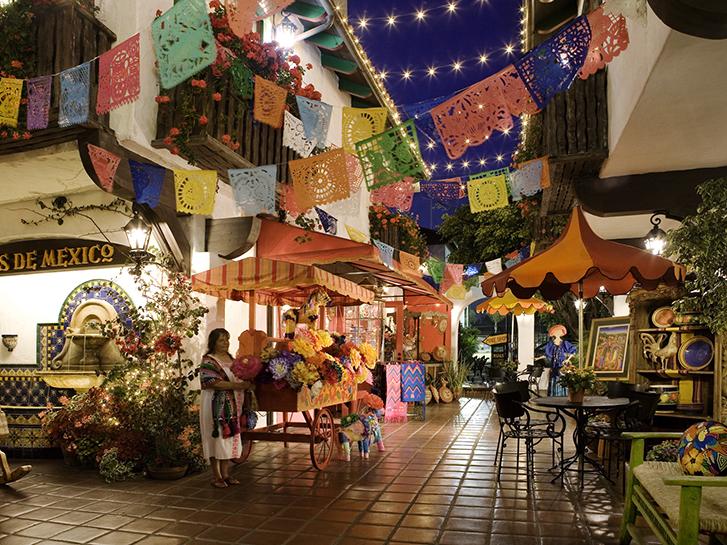 Bazaar del Mundo, Old Town State Park, San Diego