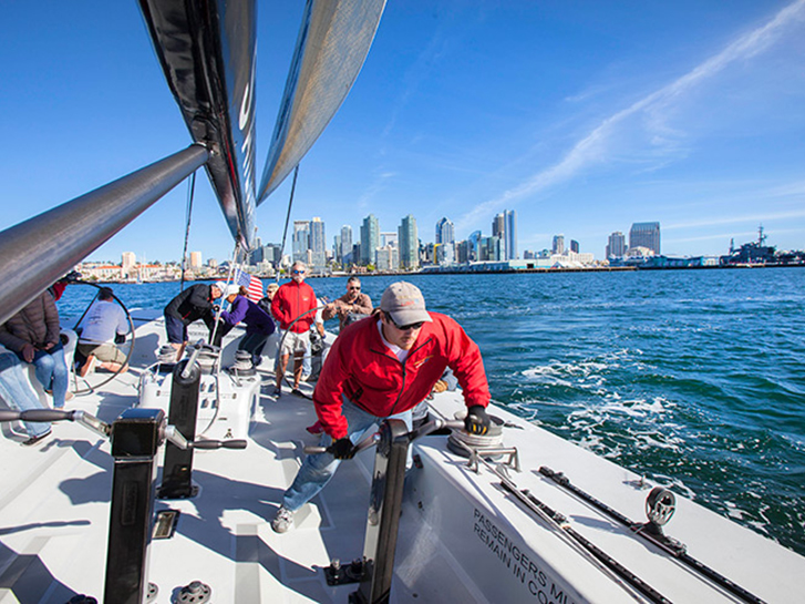 America's Cup Sailing Adventure