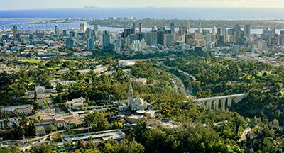 San Diego Downtown, Balboa Park and Coronado Island