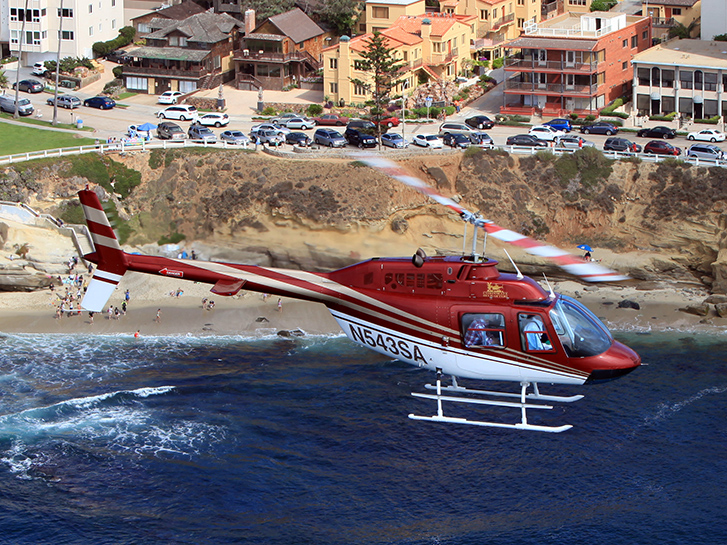Corporate Helicopters of San Diego