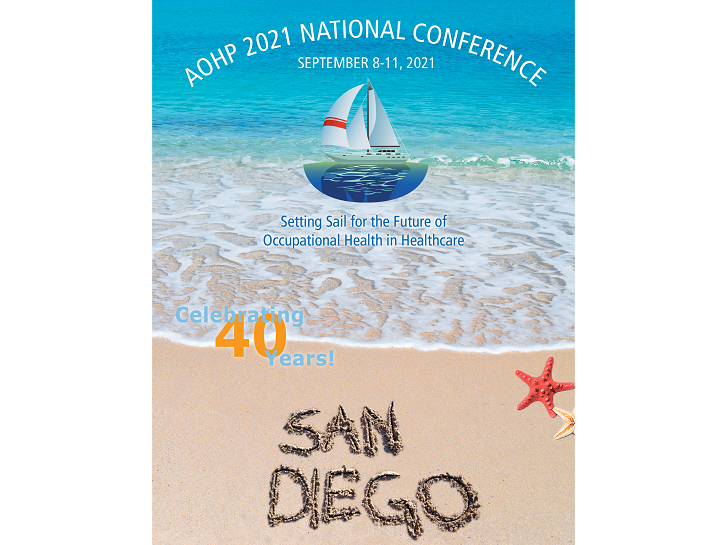 AOHP 2021 Event Flyer