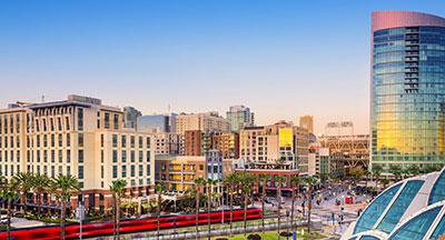 Downtown San Diego Accomodations
